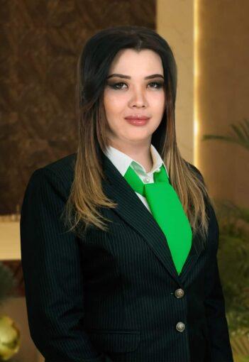 Гулбану Кабулова